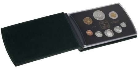 1998 Proof Set of Canadian Coinage-8 Coins COA *No Outer Box*