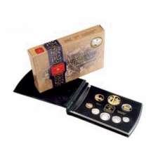 2002 RCM Golden Jubilee Special Edition Proof Set 8 Coins OGP COA